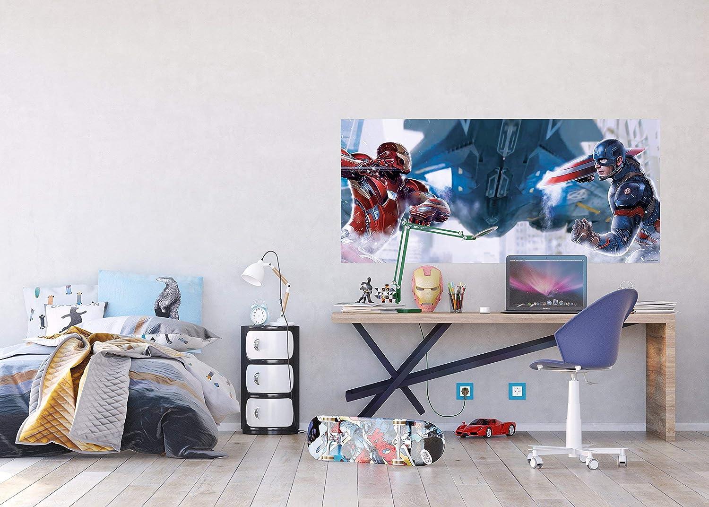 Multicolore 1/Partie Papier Papier Peint Photo AG Design ftdh 0658/Marvel 0,1/x 202/x 90/cm