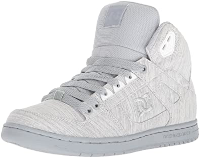 814efbeec75f20 Amazon.com   DC Women's Pure HIGH-TOP TX SE Skate Shoe   Fashion ...