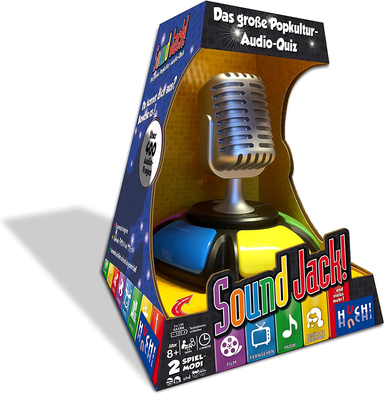 Jeu musical : Sound jack