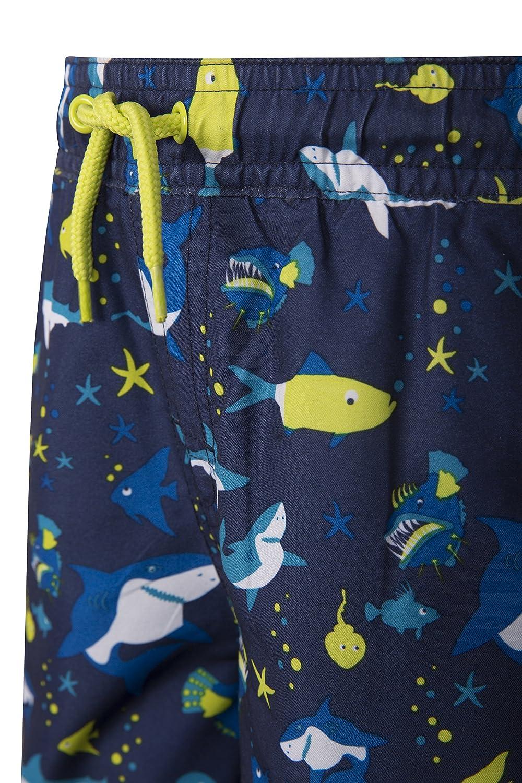 Kids Swim Shorts Mountain Warehouse Patterned Boys Boardshorts