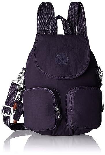 36db032c8 Amazon.com: Kipling Firefly Up Medium Backpack Blue Purple C: Shoes