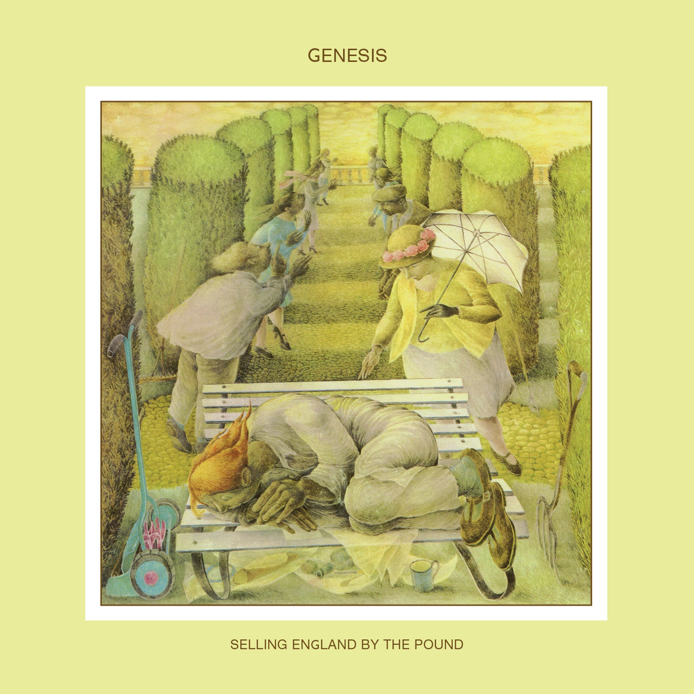 Vinilo : Genesis - Selling England By the Pound (180 Gram Vinyl)