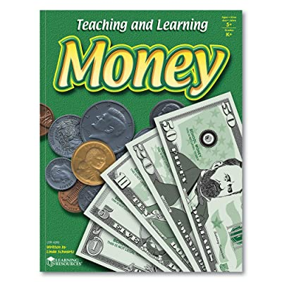 Learning Resources Teaching and Learning Money Activity Book, Counting/Sorting, Grades 4+: Learning resources: Office Products