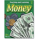 Learning Resources Teaching and Learning Money Activity Book, Counting/Sorting, Grades 4+,Multicolor