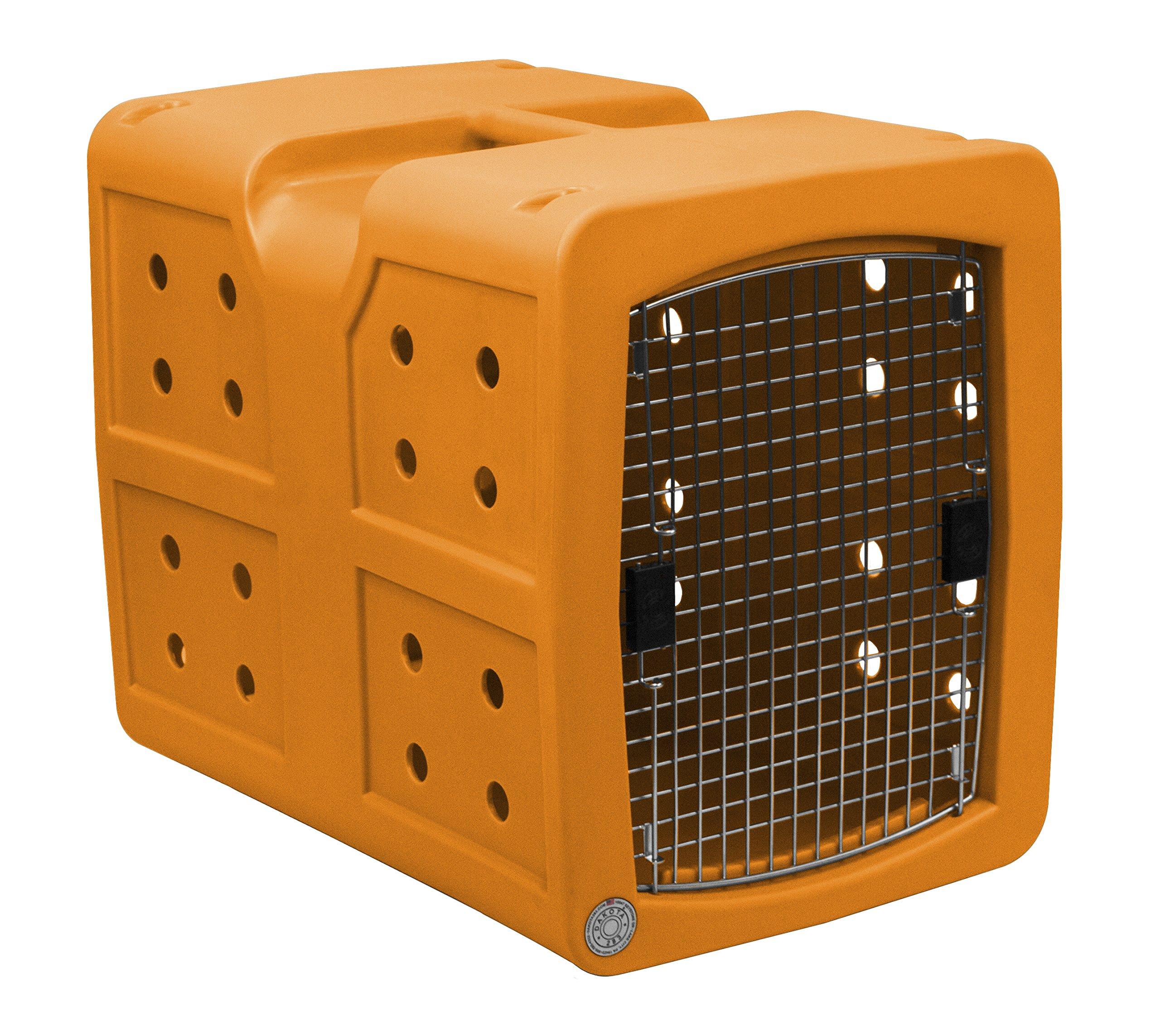 Good Ideas D2-KMED-ORA Kennebec Kennel, Medium, Orange