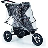 Trends For Kids - Plástico lluvia TFK para Silla Paseo Joggster Twist y Joggster III (T-00-003-F2) transparente