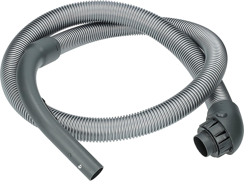 /ø32mm, 210cm, grigio ✧WESSPER/® Tubo per aspirapolvere Philips FC9175//01 Performer Floor Pro