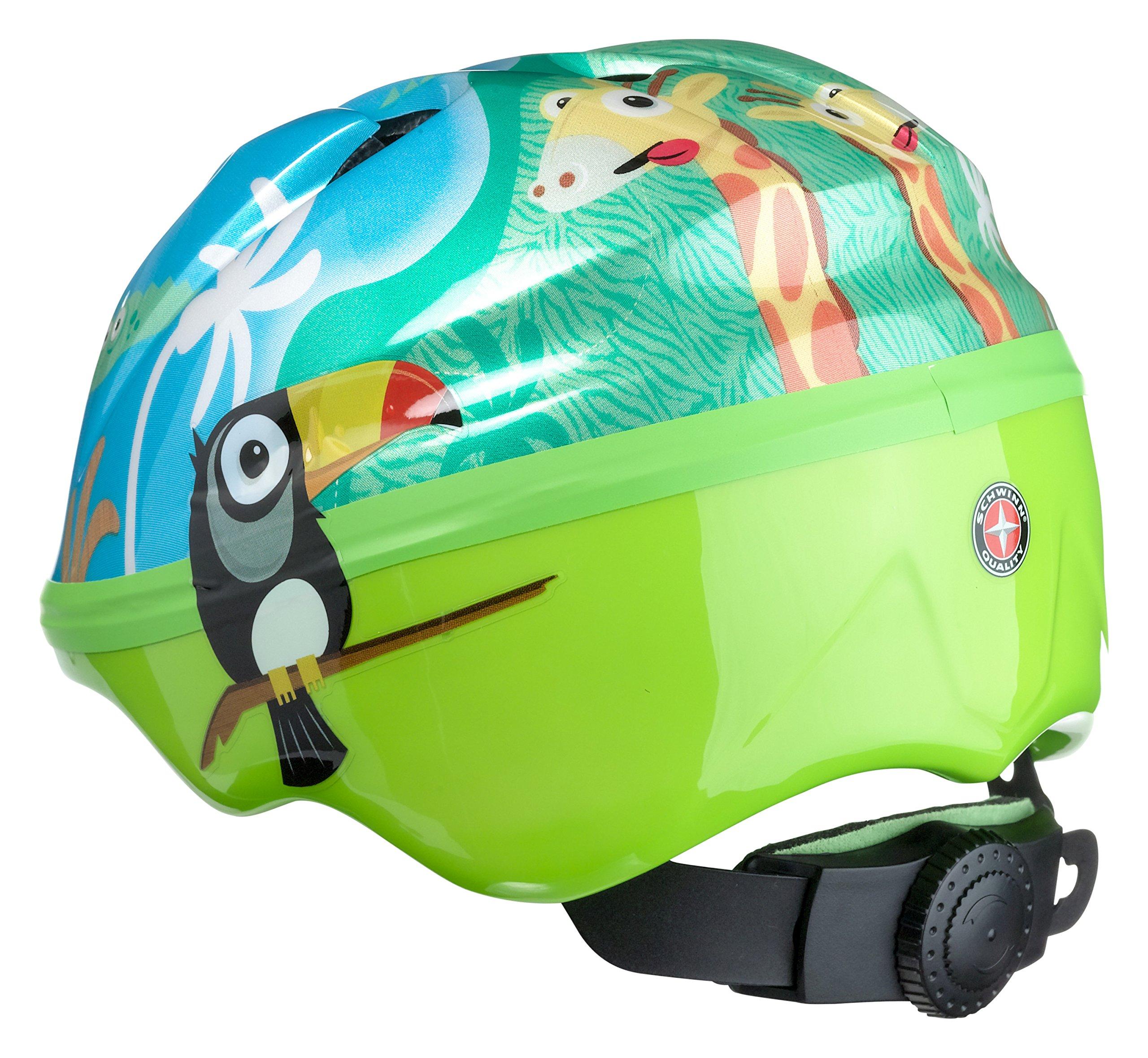 Schwinn Infant Helmet, Jungle by Schwinn (Image #2)