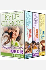 Happy Endings Book Club Boxed Set Books 4-6 Kindle Edition