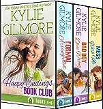 Happy Endings Book Club Boxed Set Books 4-6