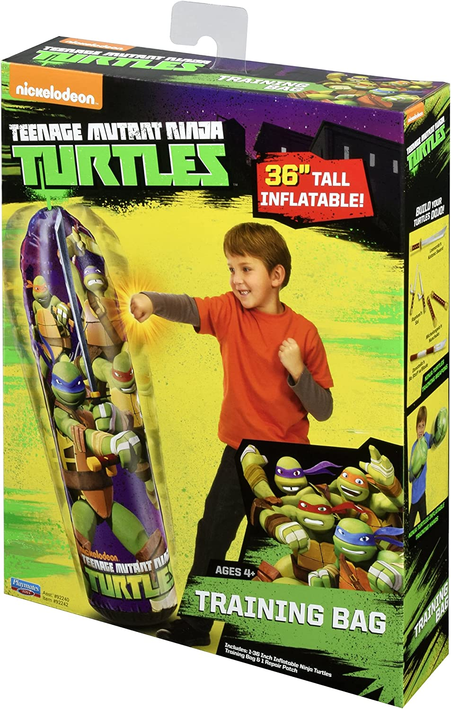 Amazon.com: Bolsa de entrenamiento inflable de las Tortugas ...