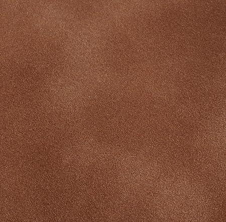 Film Adhesif Decoratif Pour Meuble Effet Suedines Suedines Caramel 45 X 100 Cm Impermeable Pvc Sans Phtalates 53193