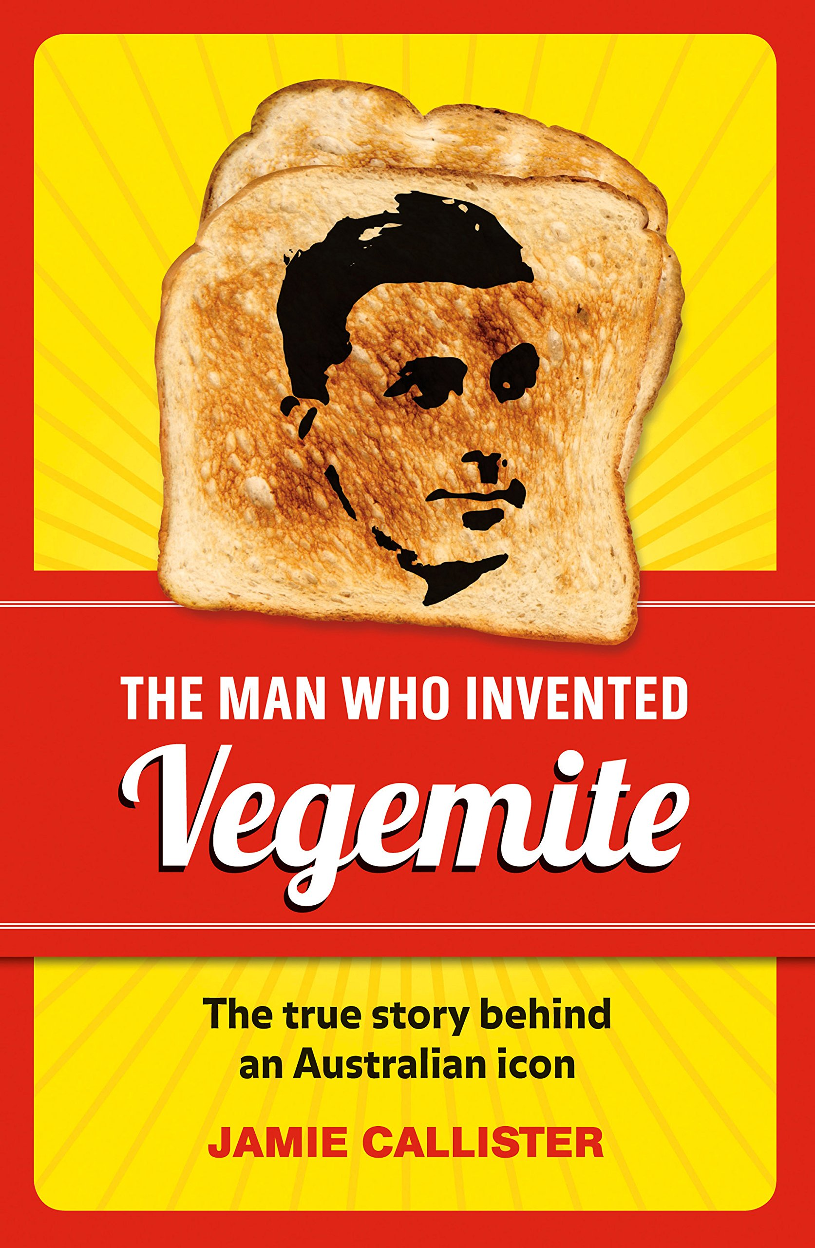 inventor of vegemite