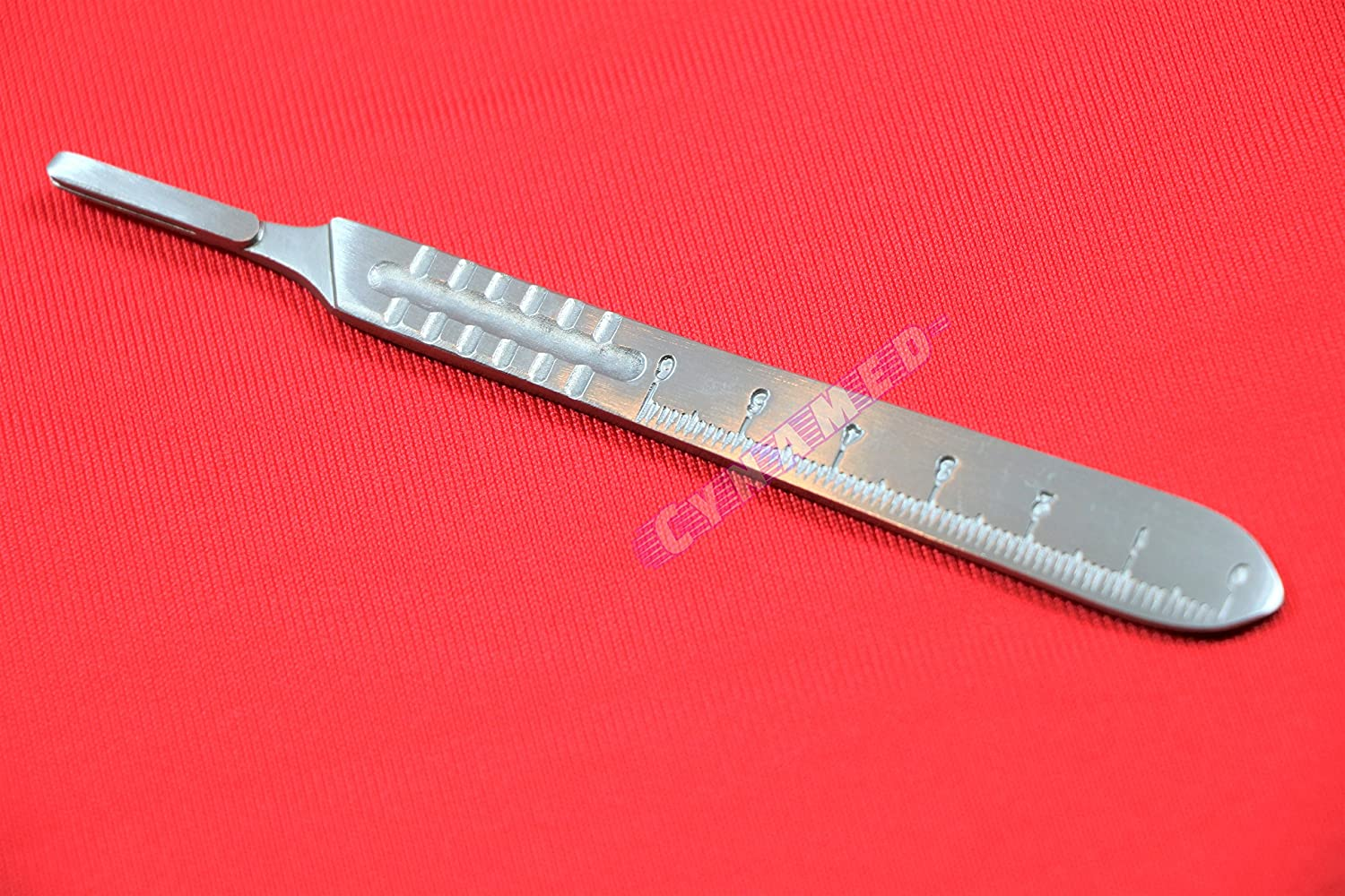 German HIGH Grade Scalpel Handle NO4 1 Each Surgical Veterinary Dental Crafts CYNAMED