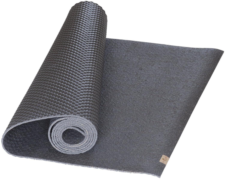 EcoYoga das Original Standard Yogamatte – Grau
