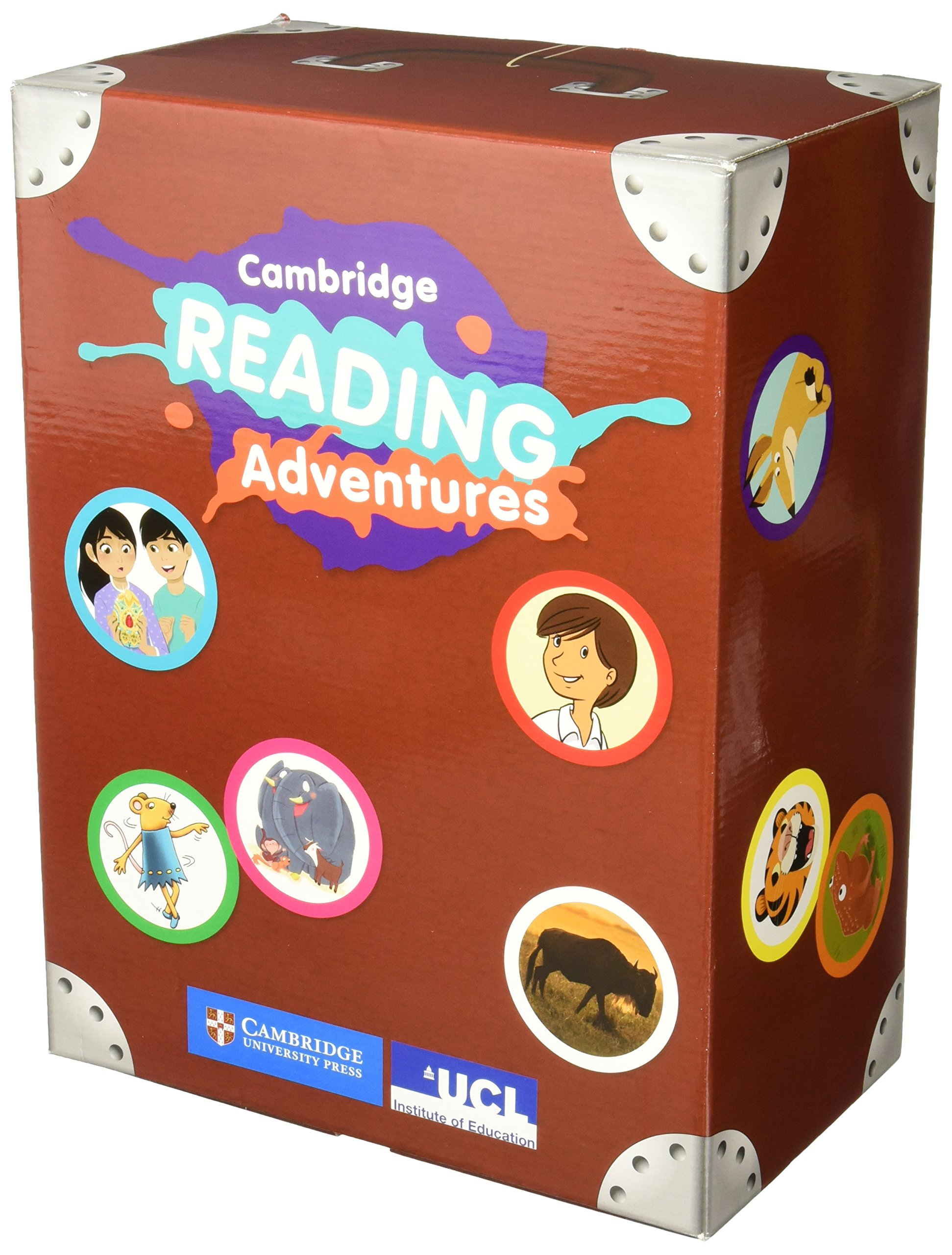 Cambridge Reading Adventures Green, Orange, Turquoise, Purple, Gold and White Bands Transitional Teacher Pack PDF