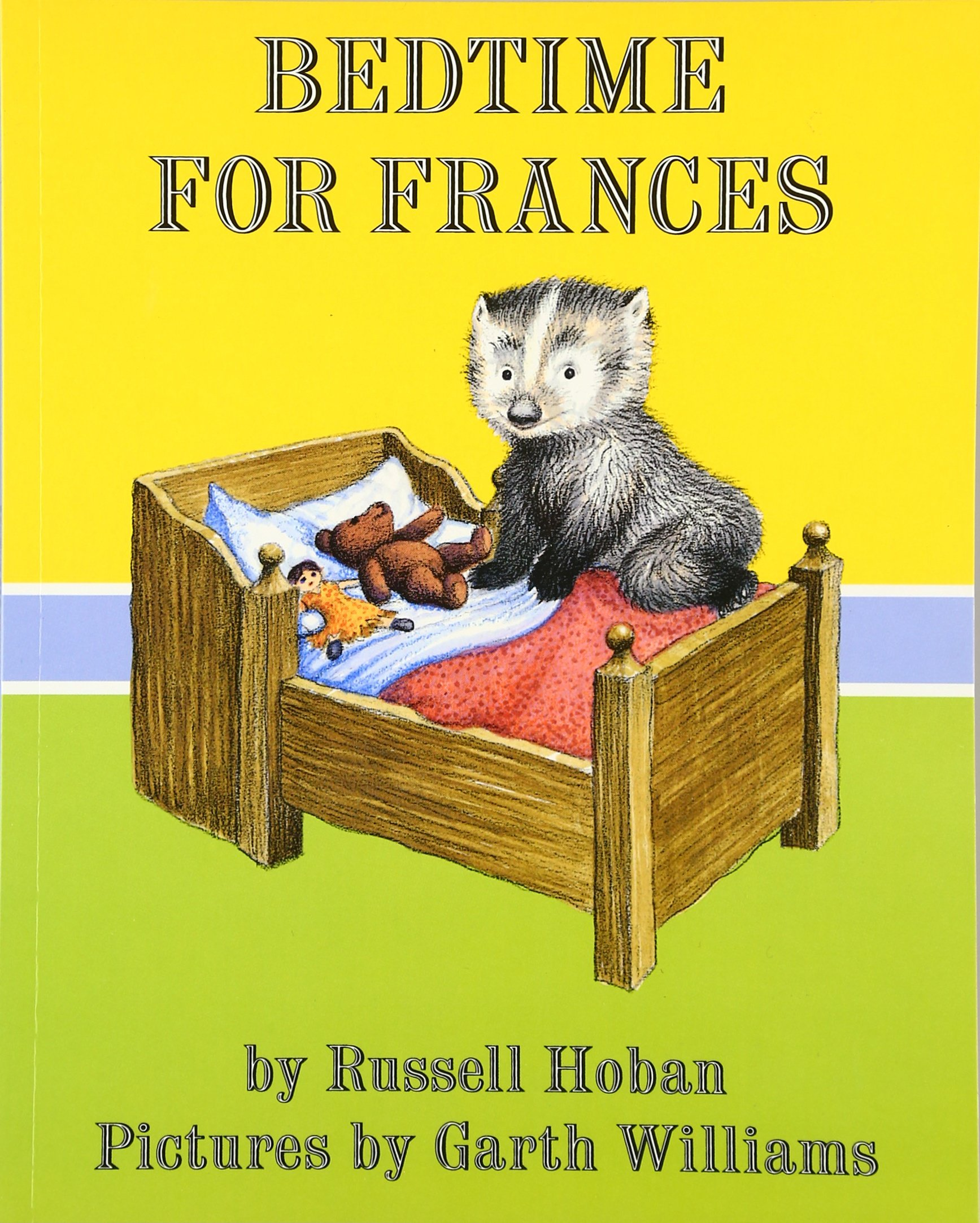 Bedtime For Frances (trophy Picture Books (paperback)): Russell Hoban,  Garth Williams: 8601417082973: Amazon: Books