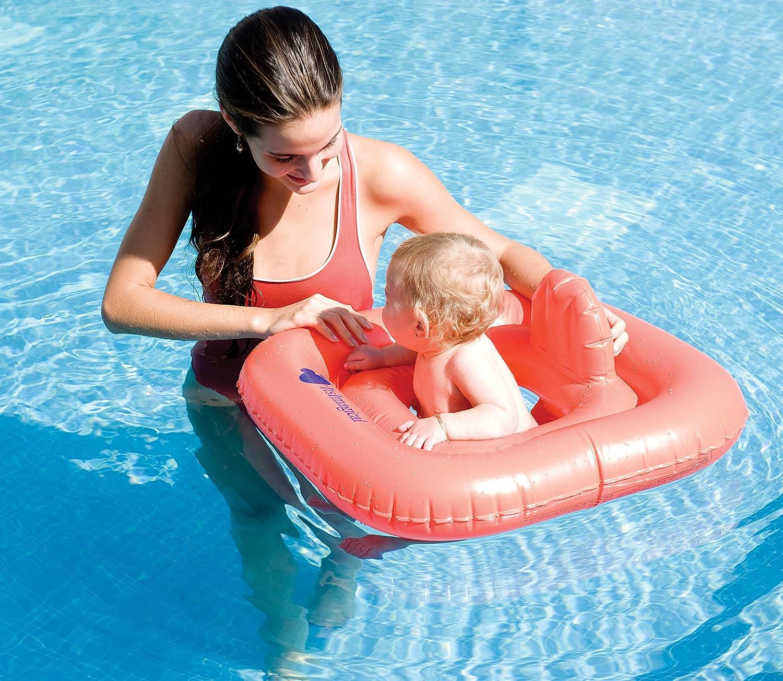 Imaginarium Acqua Seat X Baby - Asiento-flotador hinchable: Amazon.es: Bebé