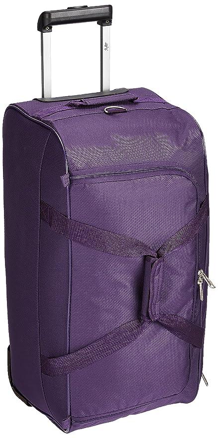 Skybags Ibiza Trolly Nylon Purple Softsided Travel Duffle (DFTIBI62PPL)   Amazon.in  Bags 146b50b229702
