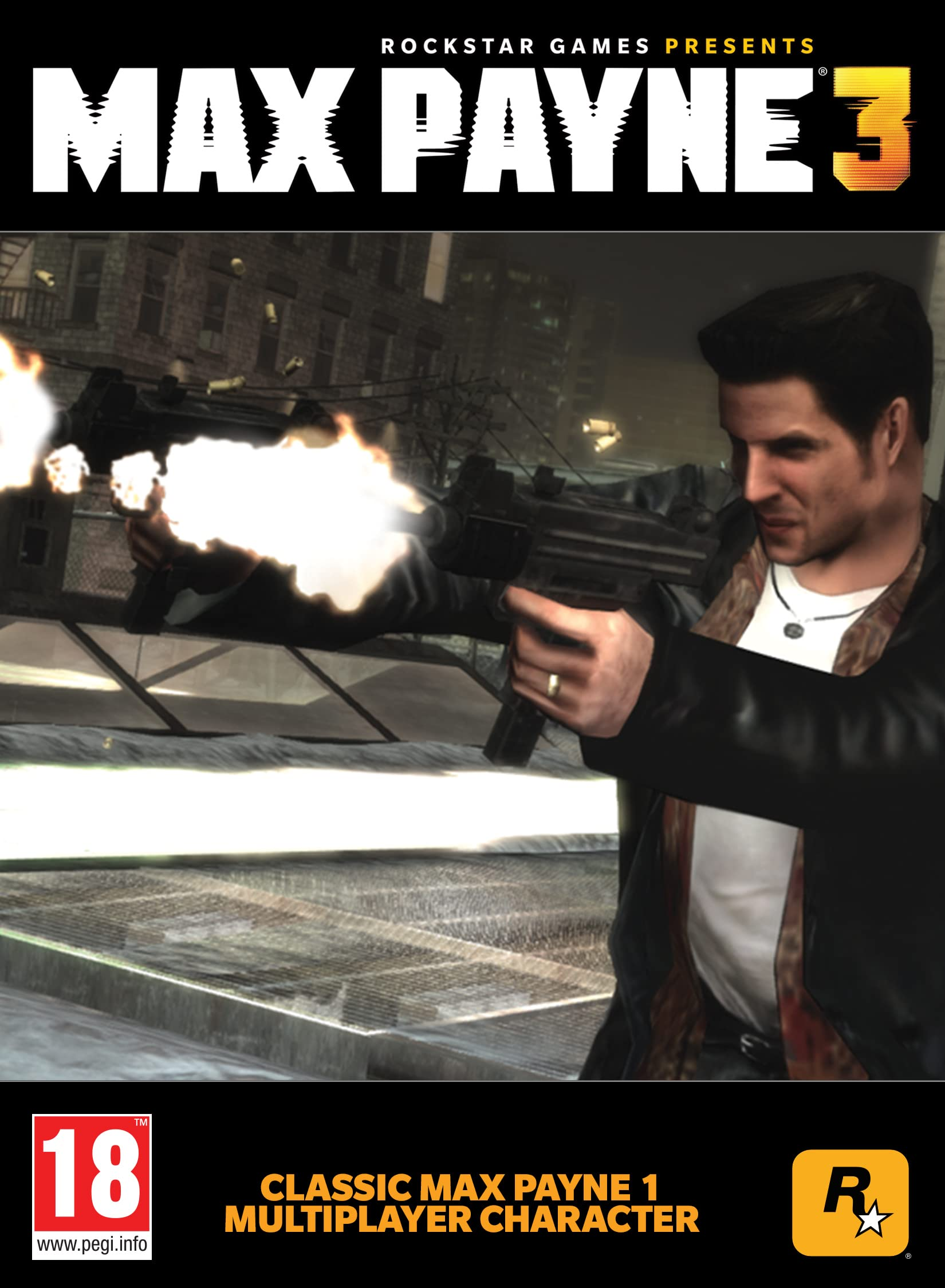 Max Payne 3 Classic Max Payne Character Pc Code Steam Amazon Co Uk Pc Video Games