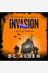 Invasion: A Military Thriller: Invasion Series, Book 1 Audible Audiobook
