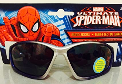 Marvel Spider-Man Spiderman Kids Boys Sunglasses 100/% UV Protection