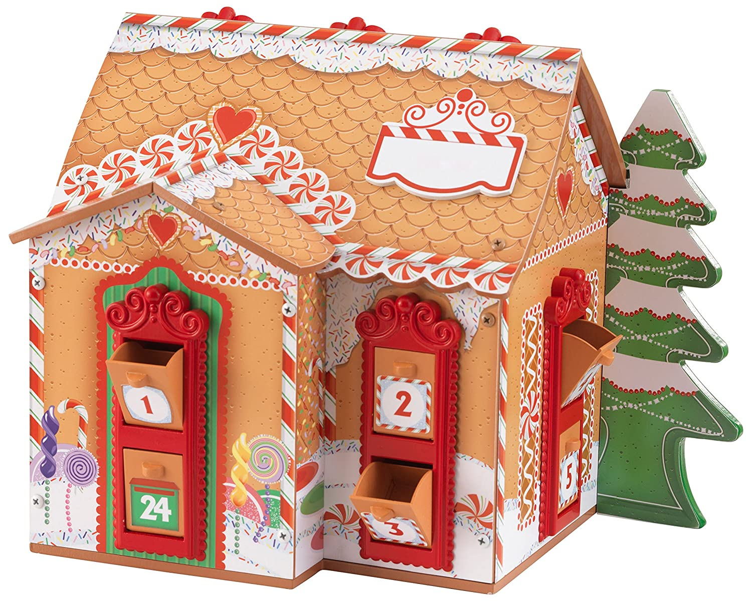KidKraft Wooden Advent Calendar KIDKRAFT (DropShip) 62908