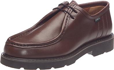 TALLA 42 EU. Aigle Bourgogne, Zapatos de Cordones Derby Hombre