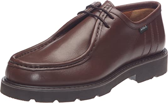 Aigle Bourgogne Derby Homme