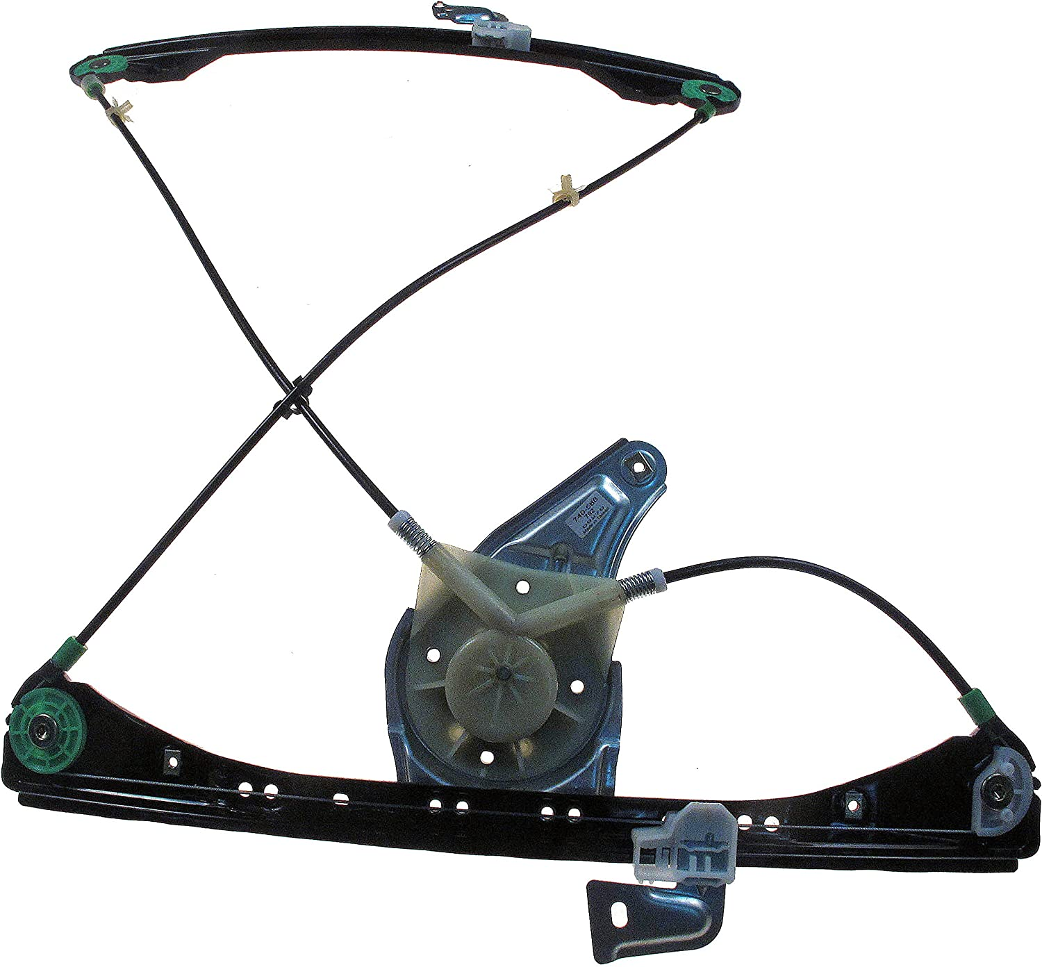 Dorman 740-640 Front Passenger Side Power Window Regulator for Select Oldsmobile Pontiac Models