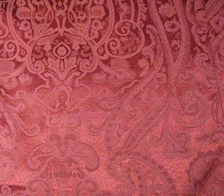 Set of 4 Ralph Lauren Paisley /Red Dinner Napkins- 20 X 20
