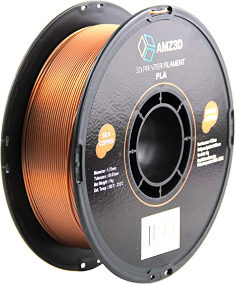 1kg Spool 2.2 lbs 1.75mm Lake Blue PLA 3D Printer Filament - Dimensional Accuracy +//- 0.03mm