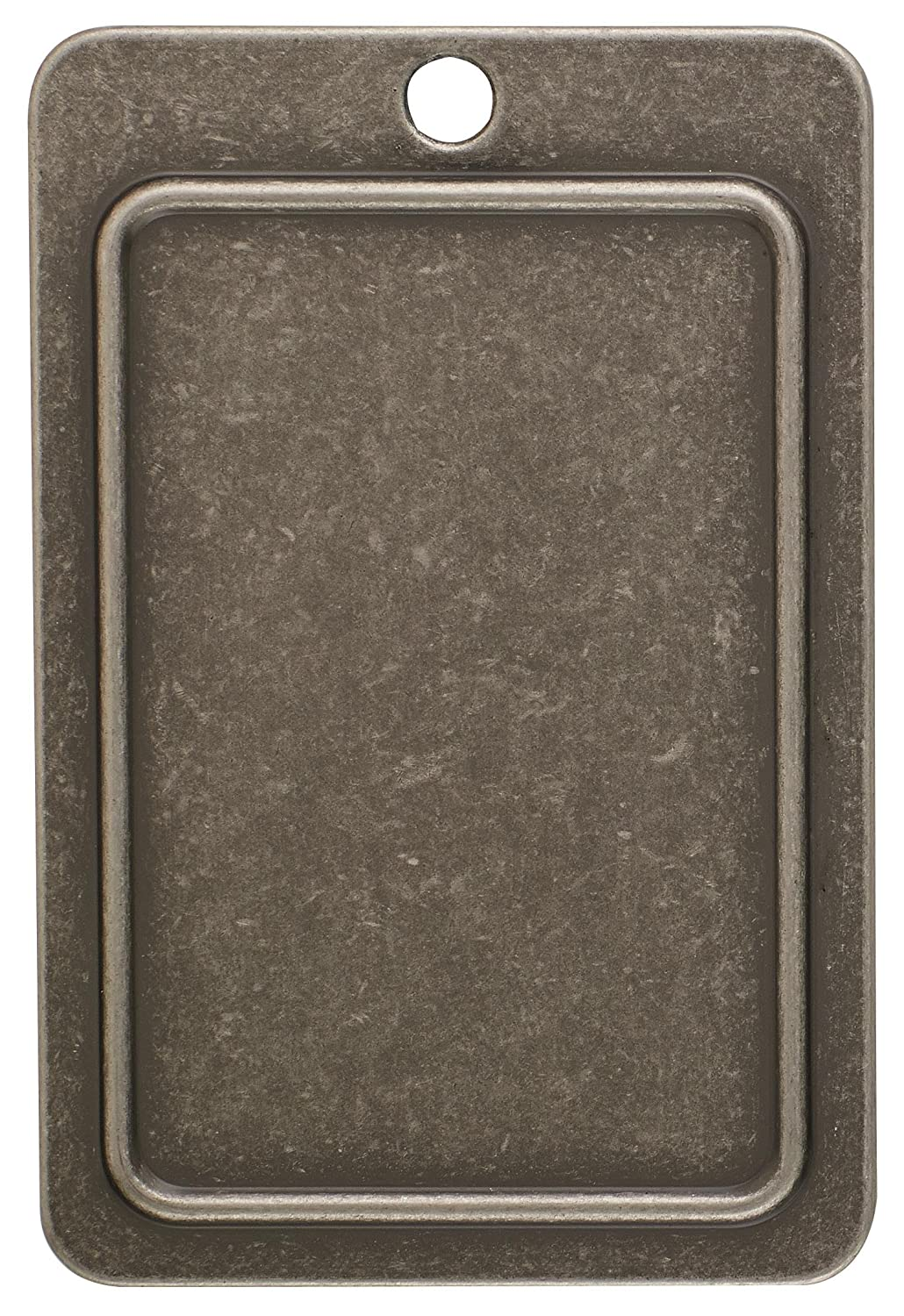 128 mm Amerock BP19205WN EssentialZ 5-1//16 in Center-to-Center Weathered Nickel Cabinet Pull