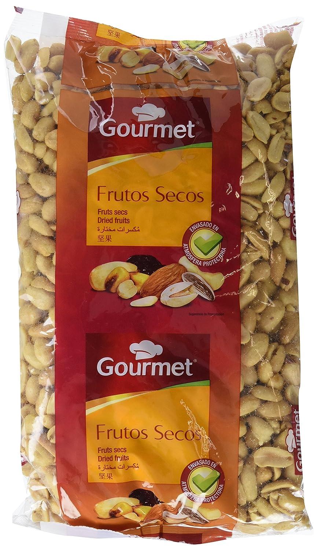 Gourmet Frutos Secos Cacahuete Virginia Sin Piel Frito Y Salado - 1 Kg: Amazon.es: Amazon Pantry