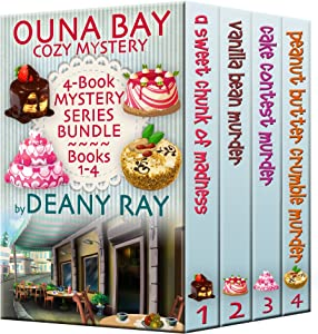 Sweepstakes: Ouna Bay Cozy Mystery Boxed Set (4-Book Bundle)