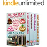 Ouna Bay Cozy Mystery Box Set (4-Book Bundle)