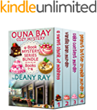 Ouna Bay Cozy Mystery Box Set (4-Book Bundle)