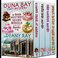 Ouna Bay Cozy Mystery Box Set (4-Book Bundle) (English Edition)