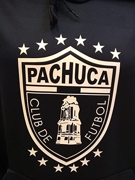 Amazon.com : New! Club DE Futbol Pachuca Sweatshirt Hoodie with Pocket : Sports & Outdoors
