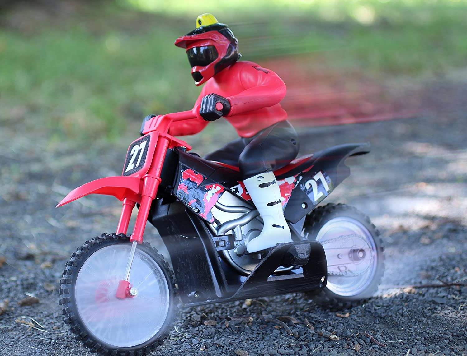 new xtreme cycle moto cam red black red white diecast toy vehicle motorcycle ebay. Black Bedroom Furniture Sets. Home Design Ideas