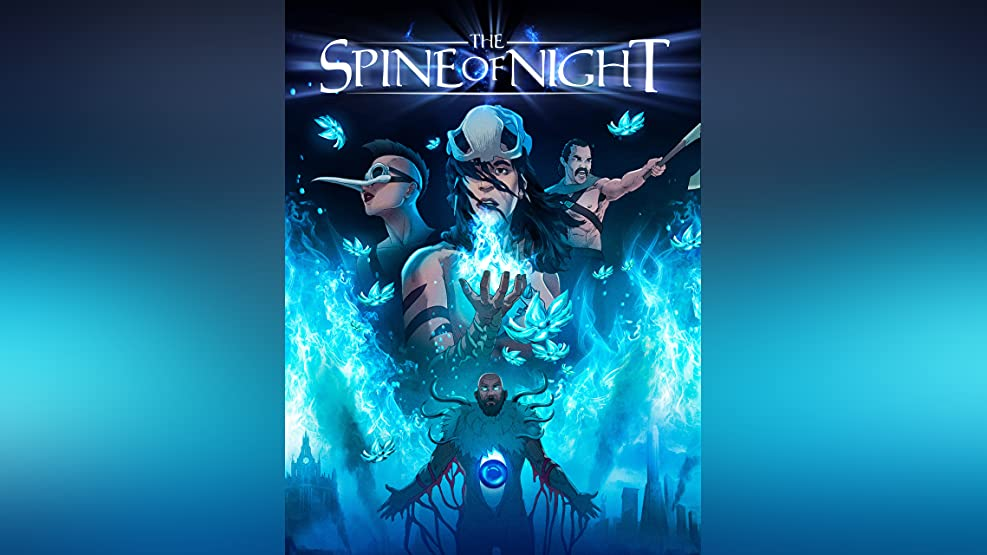 The Spine of Night