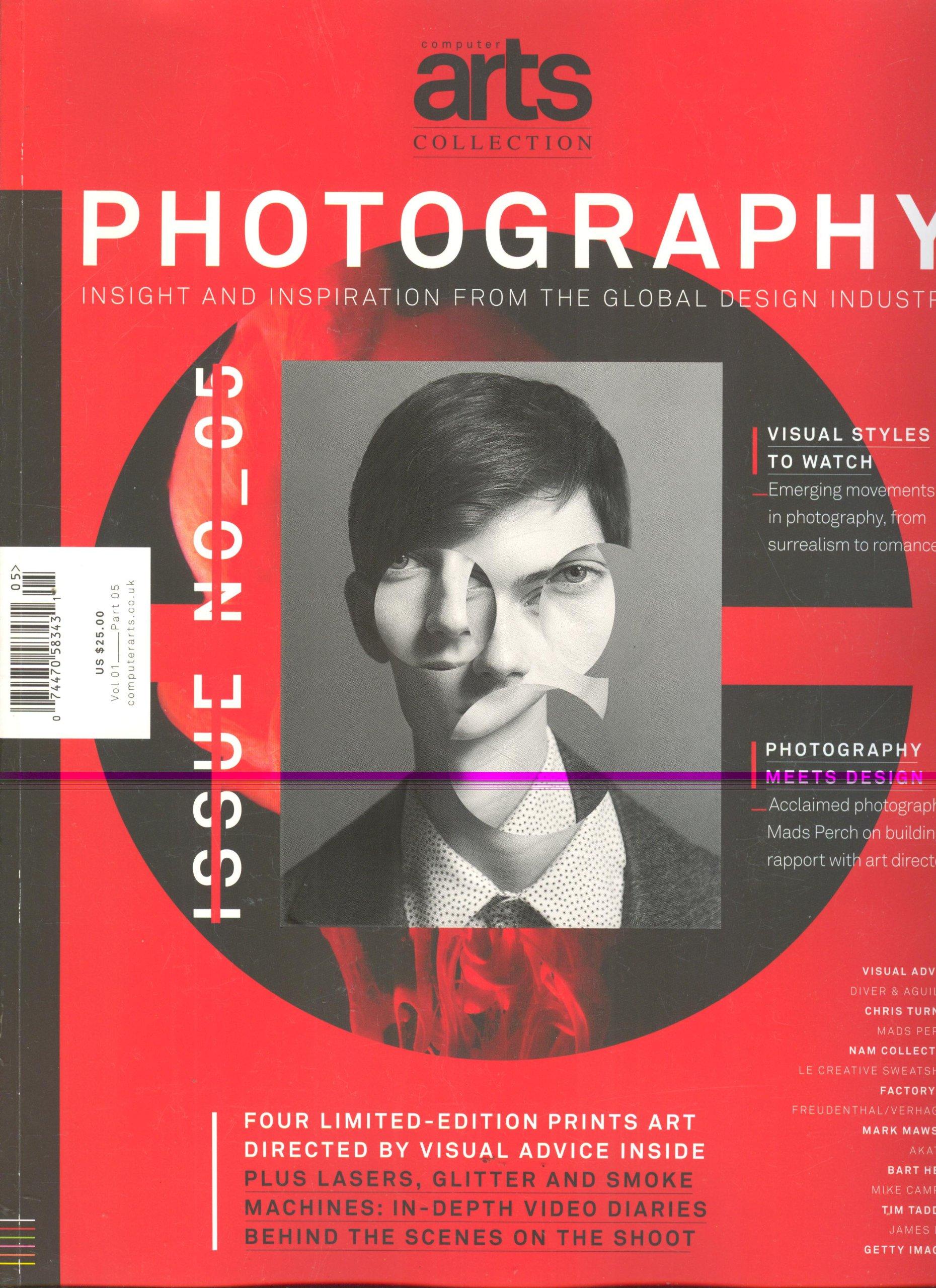 Computer Arts Collection Photography 2012 (Volume 1 # 5) pdf epub