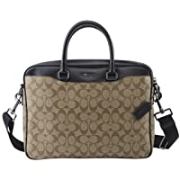Men's Beckett Compact Leather Briefcase Handbag