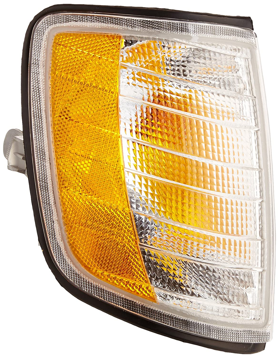 Depo 340-1504R-AS-CY Mercedes-Benz E-Class Passenger Side Replacement Parking//Signal Light Assembly