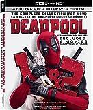 Deadpool 1+2 2 pack (Bilingual) [4K Blu-ray + Digital Copy]