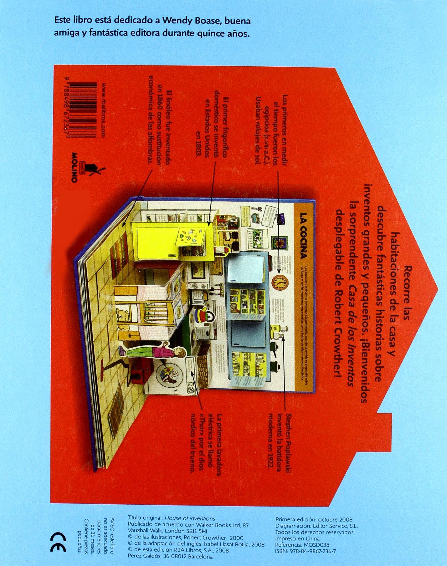 La casa de los inventos: 000 (NO FICCION INFANTIL): Amazon ...