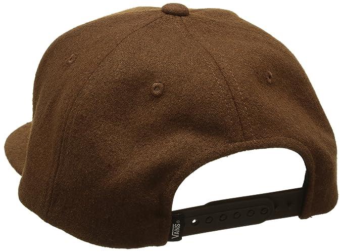 Vans Apparel Men s Grove Snapback Baseball Cap 279f867ae63