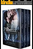 Blue Phoenix: A British Rock Star Romance: Box Set (Books 1 - 3)
