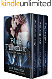 Blue Phoenix: A British Rock Star Romance: Box Set (Books 1 - 3)