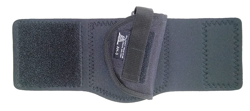 9. DTOM AH3 Neoprene and Nylon Ankle Holster